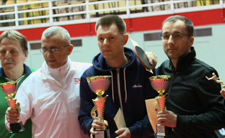 Jacek Dreczka, dwie rakietki i piłeczka. Mistrz ping-ponga