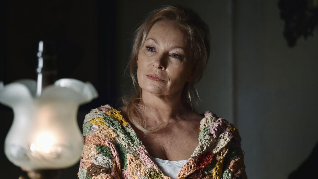 Panią Dobrójską zagrała Katarzyna Gniewkowska (fot. I. Sobieszczuk)