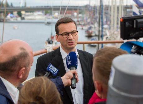 O Gospodarce Morskiej na Darze Młodzieży