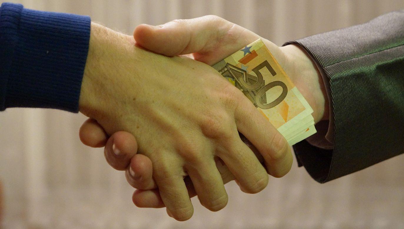 Szara strefa w Polsce wyniesie w tym roku 18 proc. PKB (fot. Shutterstock/janeb13)
