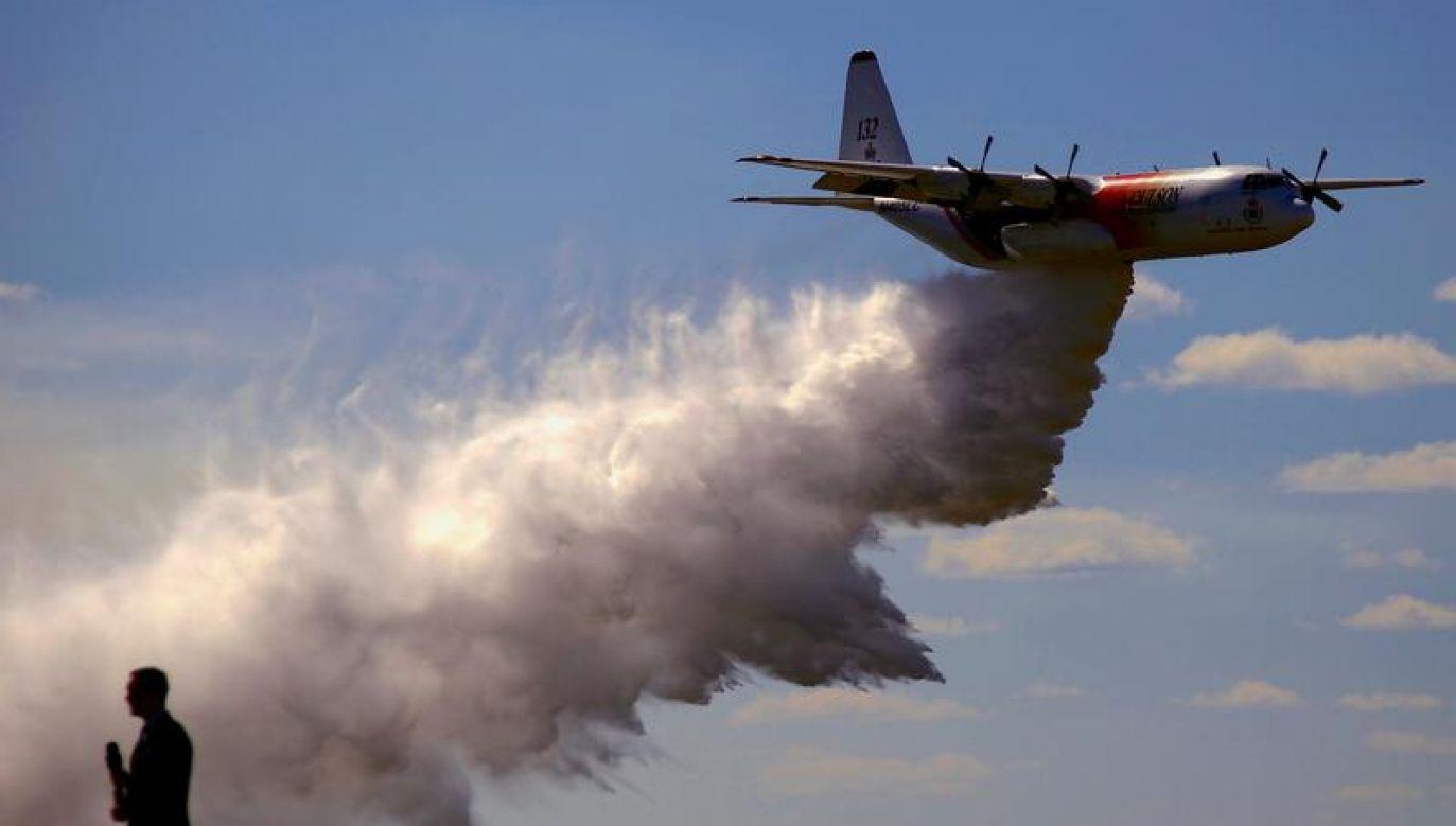 Pożary buszu o tej porze roku są w południowo wschodniej Australii częstym zjawiskiem (fot. REUTERS/David Gray)