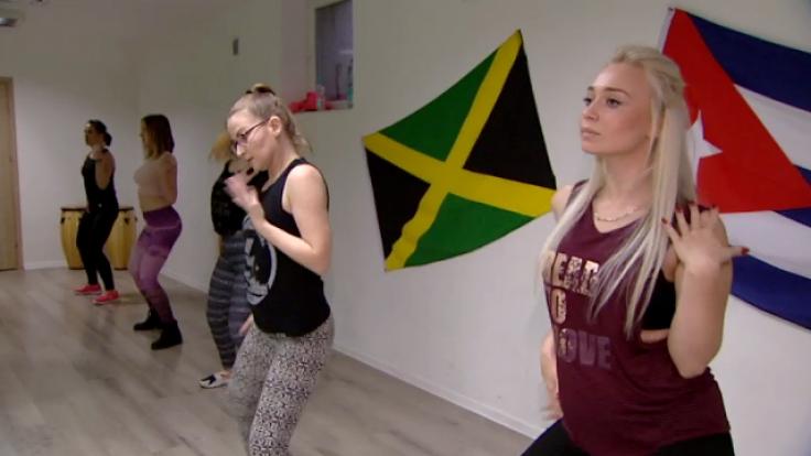 Całkowity dochód z trzygodzinnych zajęć tanecznych zostanie przekazany na dzieci z jamajskiego getta
