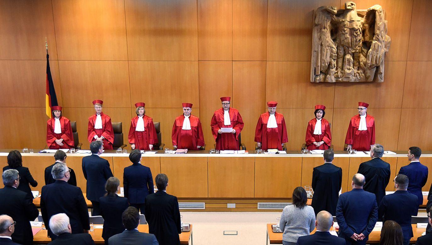 Kolejna odsłona sporu o reformę polskiego sądownictwa (fot. Matthias Hangst/Getty Images)
