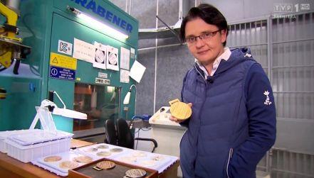Halo, tu Pjongczang (odc. 7): tak powstawały olimpijskie medale