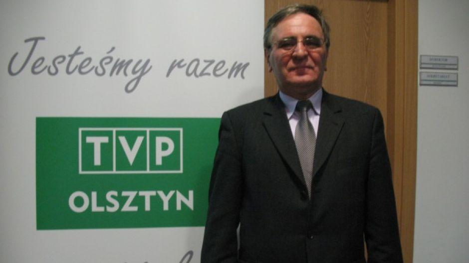 Zdzisław Szczepkowski, dyrektor Wojewódzkiego Urzędu Pracy.
