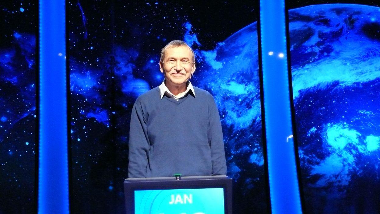 Jan Ozga - zwycięzca 20 odcinka 104 edycji