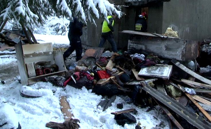 1. Uratowała czworo dzieci sama zginęła w pożarze