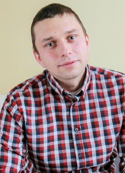 Krzysztof – 26 lat