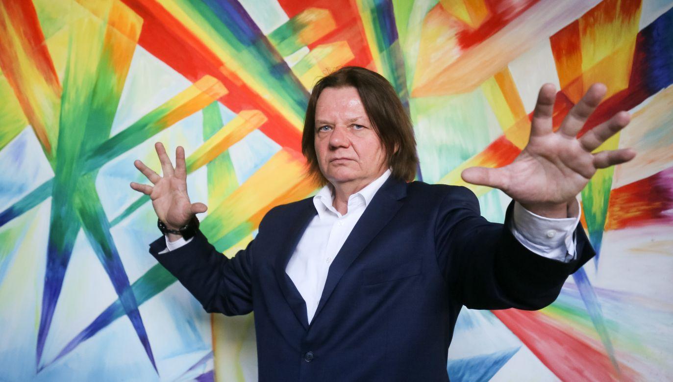 Zbigniew M. Dowgiałło (fot. PAP/Paweł Supernak)