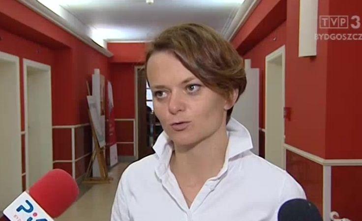Minister Emilewicz opowiada w Inowrocławiu o nowych rozwiązaniach dla przedsiębiorców