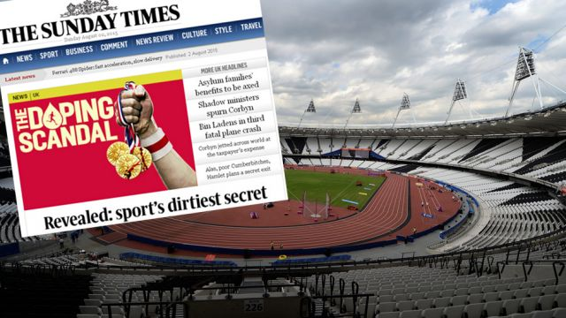 """""""Sunday Times"""" i telewizja ARD: jedna trzecia medali lekkoatletycznych w latach 2001-12 zdobyta dzięki oszustwom"""