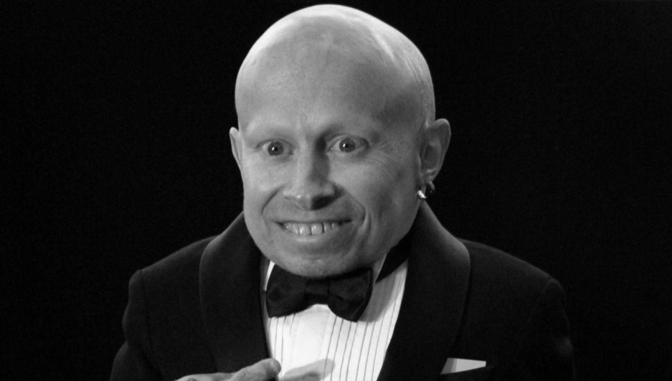 Aktor zmarł w wieku 49 lat (fot. PAP/EPA/ROY DABNER)
