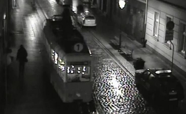 zdjęcie z monitoringu