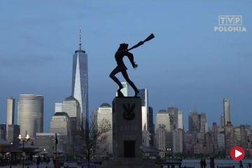 Pomnik katyński w Jersey City pozostaje na miejscu