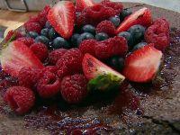 Czekoladowe ciasto bez mąki