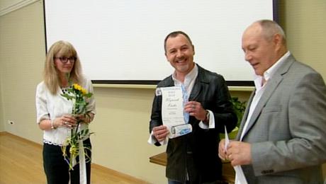 Wojciech Kuska z nagrodą dla najlepszego dziennikarza roku