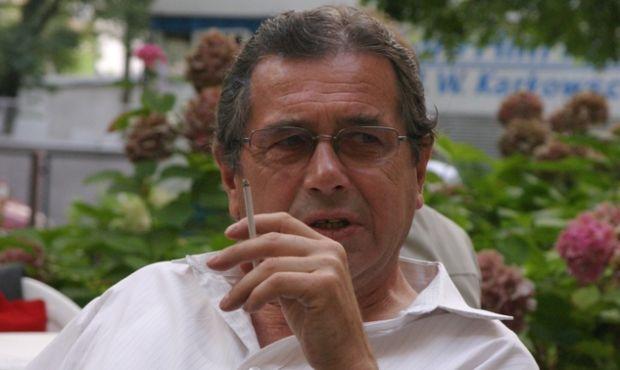 Benek, czyli młodszy aspirant Zbigniew Chyb (fot. J. Reńska)