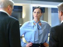 Na sali rozpraw pojawia się pani adwokat w nieco innym charakterze niż zazwyczaj. Jaki będzie finał tej sprawy? (fot. TVP)
