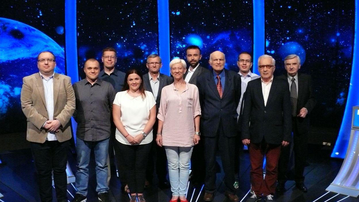 Zawodnicy 14 odcinka 107 edycji