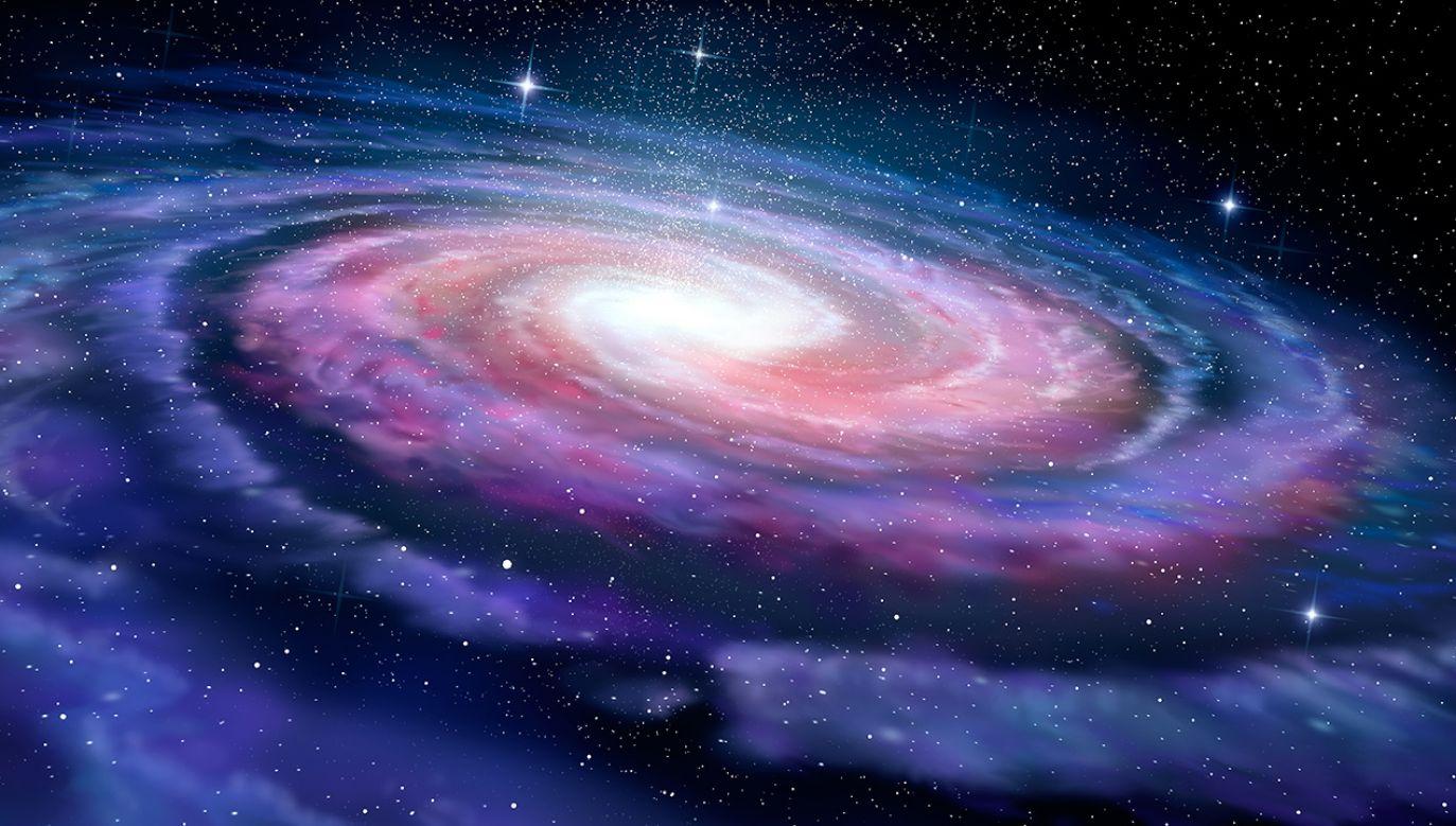 """""""Już"""" za 3 miliardy lat nasza galaktyka urośnie o całe 5 procent (fot. Shutterstock/ Alex Mit)"""