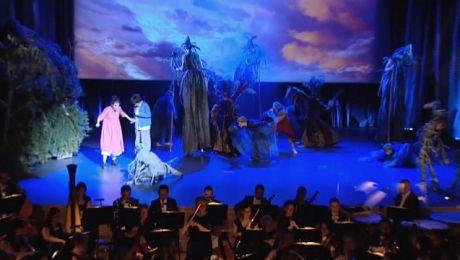Jaś i Małgosia wracają na deski filharmonii