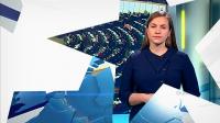 """Sylwia Gazda, autorka i prowadząca """"EuroFakty"""" (fot. TVP3 Wrocław)"""