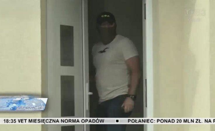 Mieszkaniec regionu zatrzymany z byłym komendantem policji