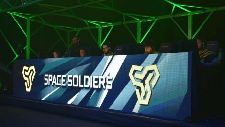 Space Soldiers (fot. facebook.com/esportnowpl)