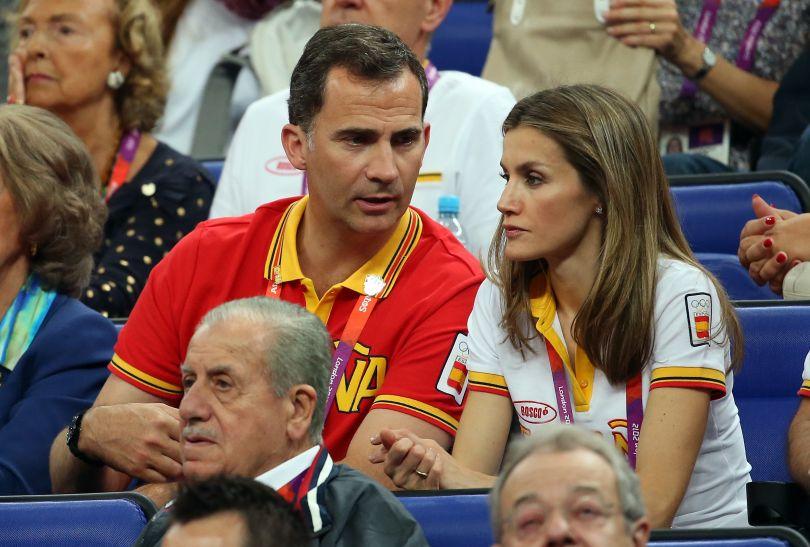 Hiszpanom pomógł doping książęcej pary (fot. Getty Images)