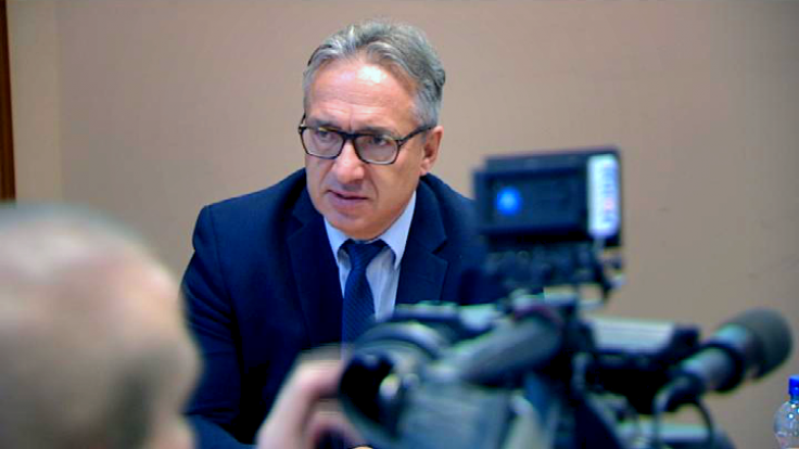 Piotr Roman  (fot. TVP3 Wrocław)