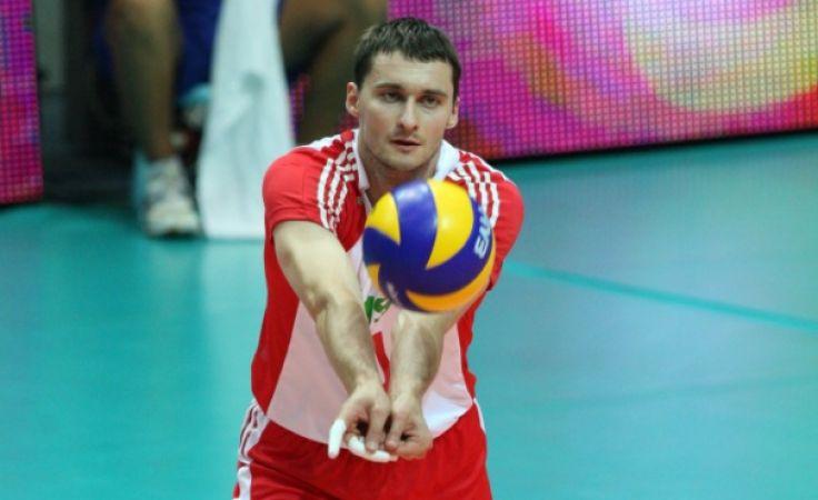 Michał Ruciak przez wiele lat grał w kadrze, zdobywając m.in. złoto Ligi Światowej i mistrzostw Europy (fot. plusliga.pl)
