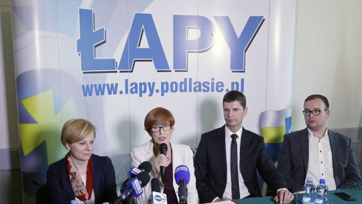 fot. PAP/Artur Reszko