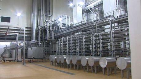 Innowacyjny zakład mleczarski europejskim rekordzistą