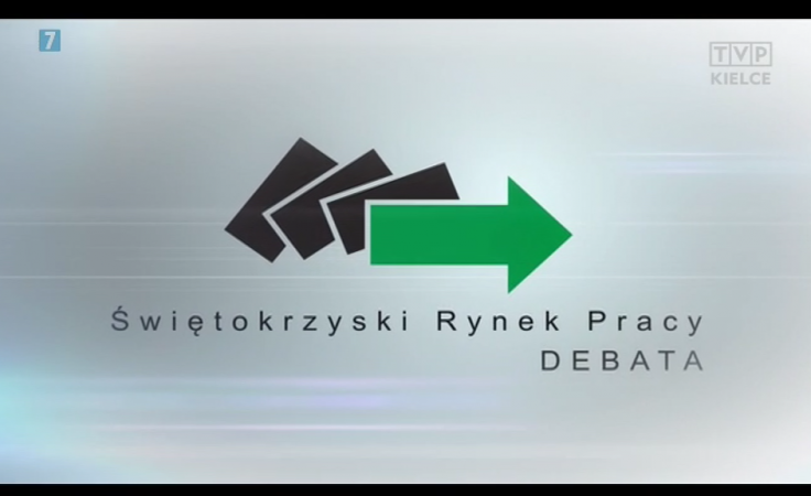 Świętokrzyski Rynek Pracy - Debata