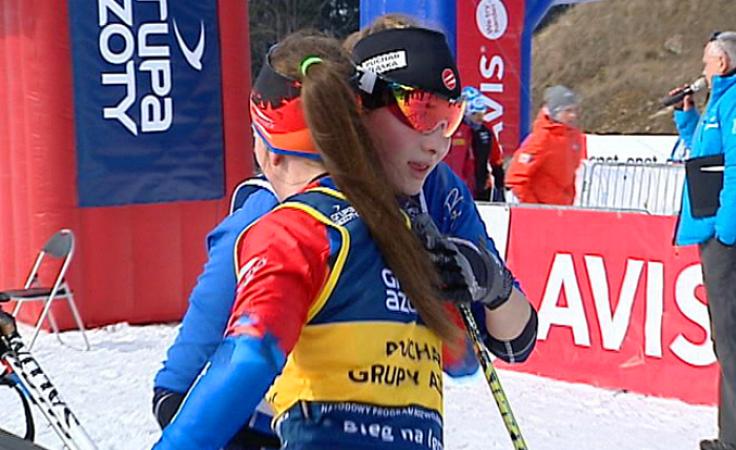 1. Biegi narciarskie – rodzinna pasja, radość i wyniki