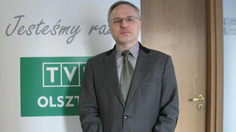 Prof. Stanisław Czachorowski, hydrobiolog i entomolog, UWM.