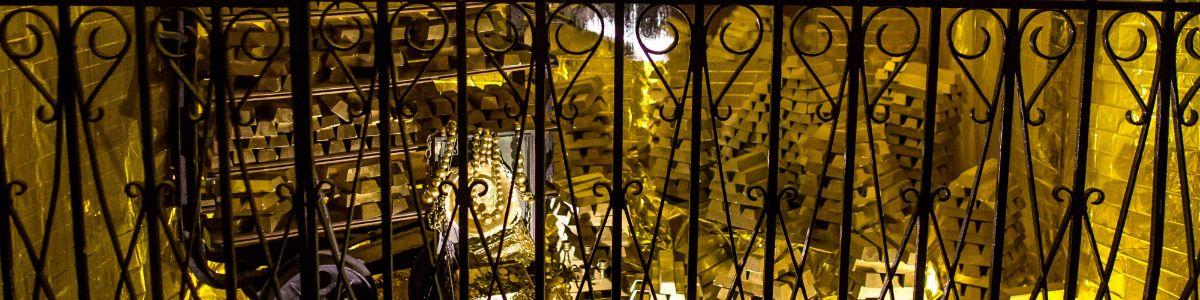 Tajemnice kopalni złota