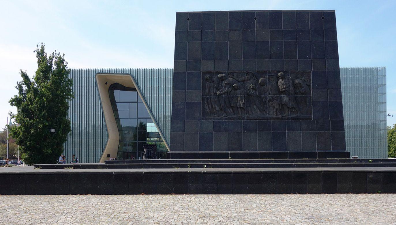 Muzeum POLIN (fot. Shutterstock/Autorstwa EQRoy)