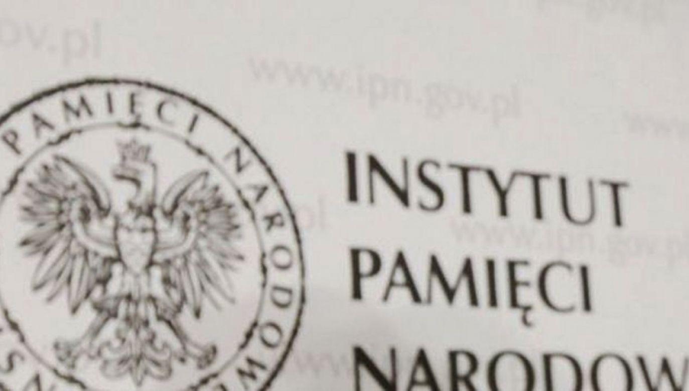 Termin złożenia stanowiska do sprawy prezydenckiego wniosku upływa 19 marca (fot. źródło: IPN)
