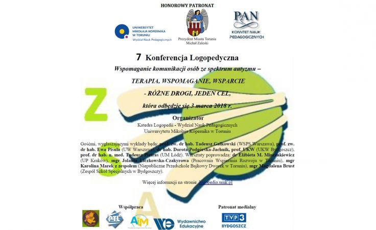 7. Konferencja Logopedyczna