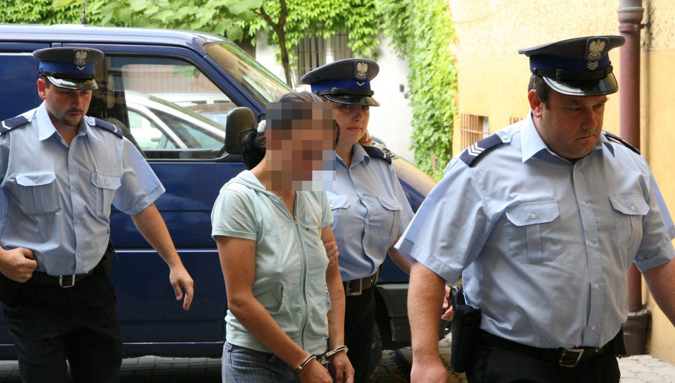 Matka miała 4 promile alkoholu we krwi (fot. Krzysztof Świderski/PAP)