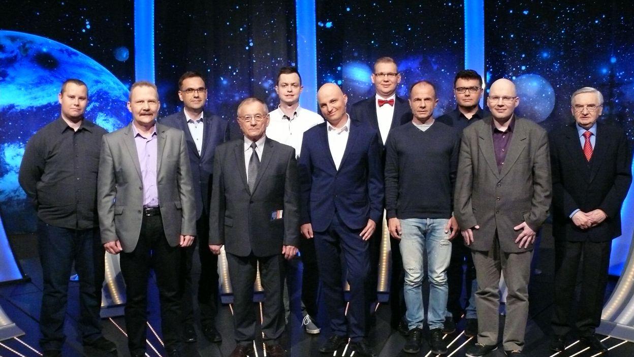 Zawodnicy Wielkiego Finalu 106 edycji