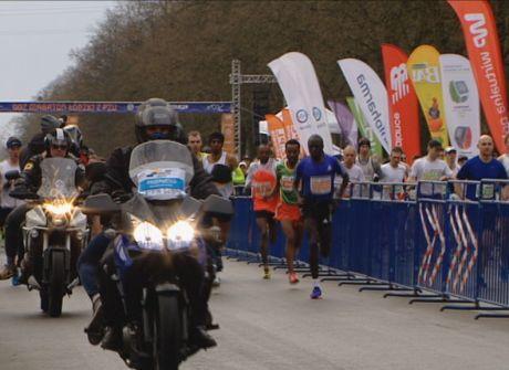 Maraton Łódzki Dbam o zdrowie