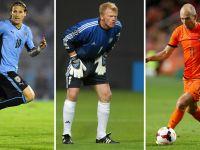 Forlan, Kahn, Robben... Najważniejsi w historii MŚ
