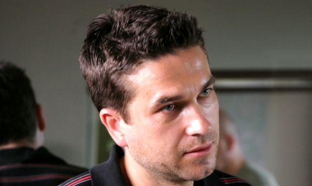 Despero, czyli podkomisarz Sławomir Desperski  (fot. J. Reńska)