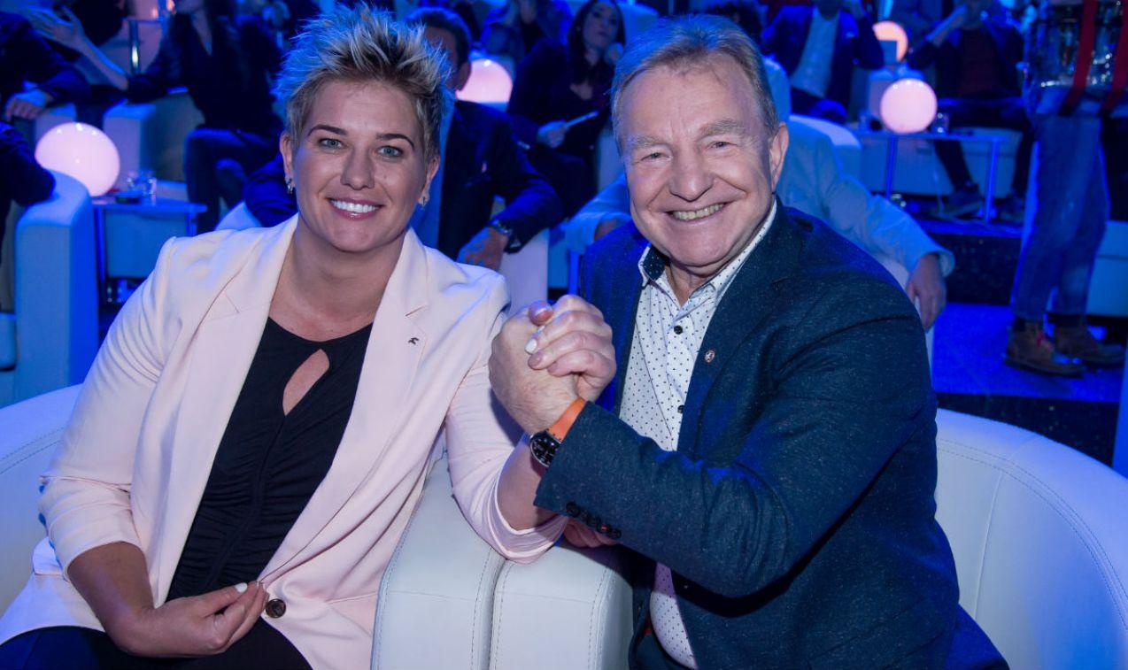 Anita Włodarczyk i Andrzej Supron to dosłownie mocne nazwiska polskiego sportu  (fot. Jan Bogacz)