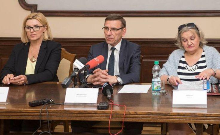 """Olsztyńskie Stowarzyszenie Hospicyjne """"Palium"""" w Olsztynie ma 10 lat na budowę hospicjum (fot. olsztyn.eu)"""