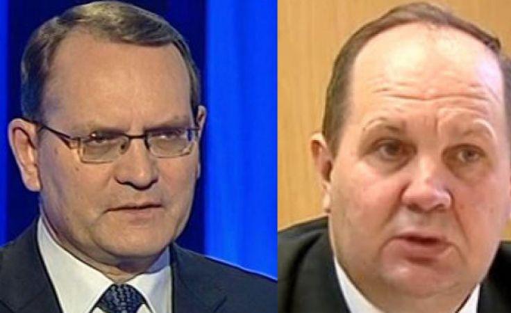 Eugeniusz Kłopotek i Zbigniew Sosonowski będą liderami list PSL na Kujawach i Pomorzu