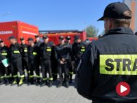 Komendant główny Straży Pożarnej: Zaskakujemy Szwedów naszym potencjałem i siłą