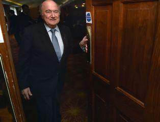 Ameryka Południowa poprze Blattera